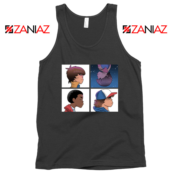 Stranger Things Characters Tank Top