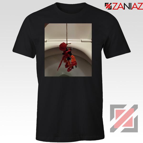 Suicidal Bionicle Black Tshirt