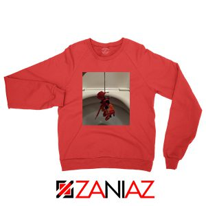 Suicidal Bionicle Red Sweatshirt