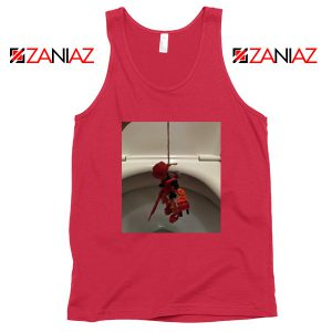 Suicidal Bionicle Red Tank Top