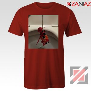 Suicidal Bionicle Red Tshirt