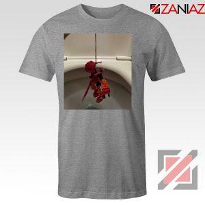 Suicidal Bionicle Sport Grey Tshirt