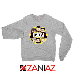 The Family Gaming Team Sport Grey Sweatshirt
