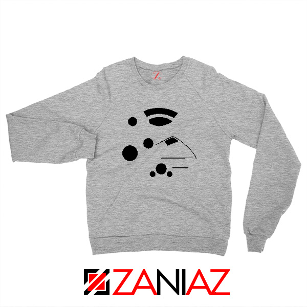 The Kanohi Akaku Sport Grey Sweatshirt