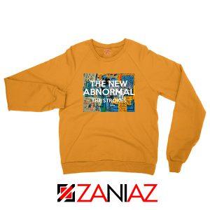 The New Abnormal Orange Sweatshirt