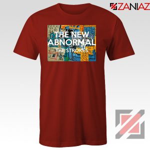 The New Abnormal Red Tshirt