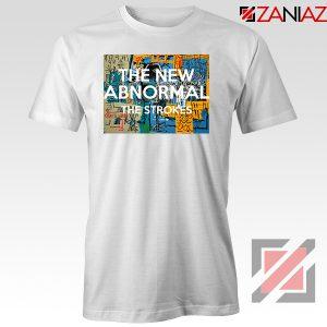 The New Abnormal White Tshirt