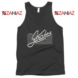 The Strokes Band Tank Top