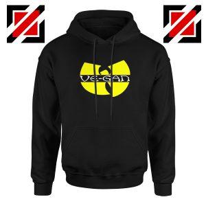 Vegan Logo Wu Tang Clan Hoodie