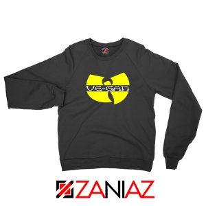 Vegan Logo Wu Tang Clan Sweater