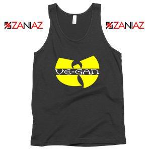 Vegan Logo Wu Tang Clan Tank Top