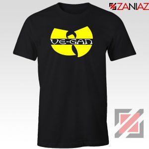 Vegan Logo Wu Tang Clan Tshirt