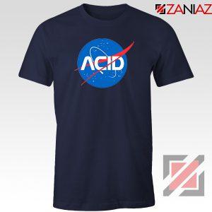 Acid Nasa Navy Blue Tshirt