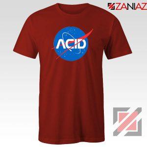 Acid Nasa Red Tshirt