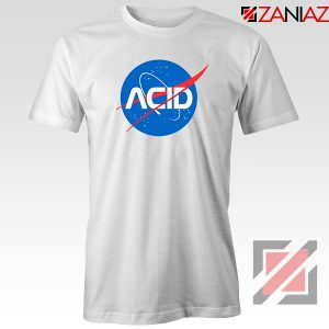 Acid Nasa White Tshirt