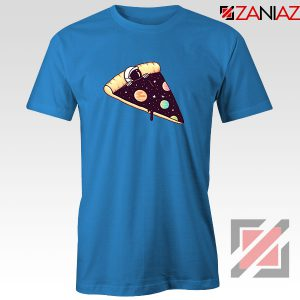 Astronaut Deliciousness Blue Tshirt