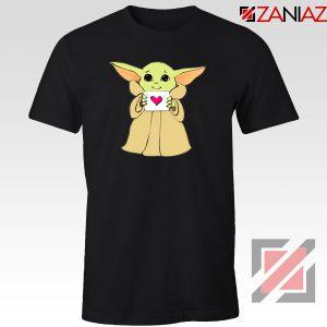 Baby Yoda Valentine Tshirt