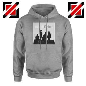 Backstreet Boys Group Sport Grey Hoodie
