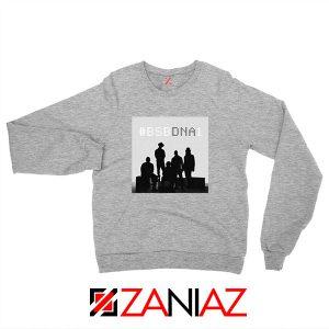 Backstreet Boys Group Sport Grey Sweatshirt