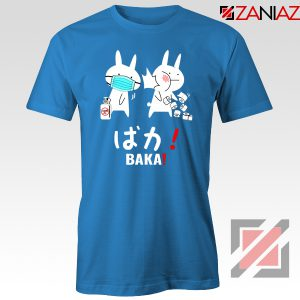 Baka Rabbits Blue Tshirt