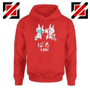 Baka Rabbits Red Hoodie