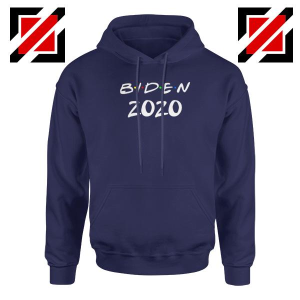 Biden 2020 Friends Navy Blue Hoodie