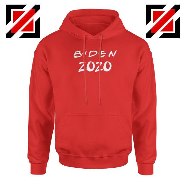 Biden 2020 Friends Red Hoodie