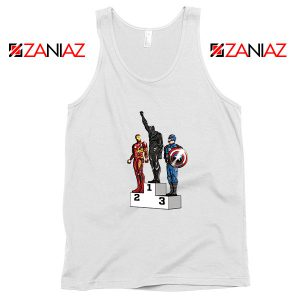 Black Panther Winner Tank Top