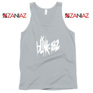 Blink 182 Tour Show Sport Grey Tank Top