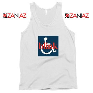 Blink 182 Wheelchair Tank Top