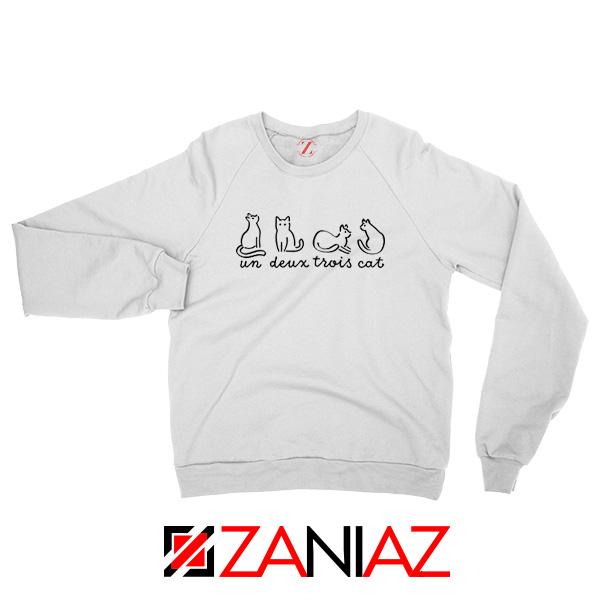 Buy French Cat Sweatshirt