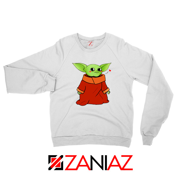 Cute Baby Yoda Sweatshirt