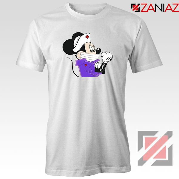 Cute Minnie Mouse Nurse Tshirt