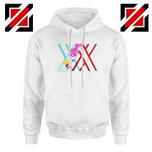 Darling in the franxx Argentea Hoodie