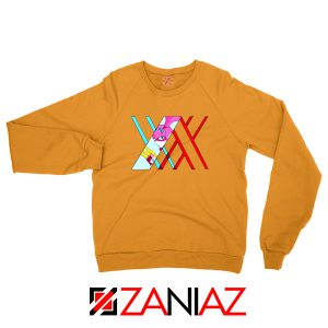 Darling in the franxx Argentea Orange Sweatshirt