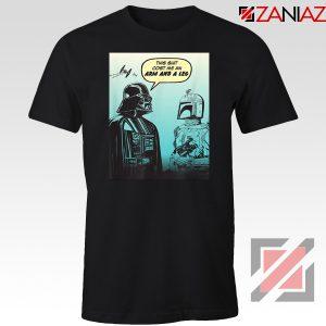 Darth Vader and Boba Tshirt