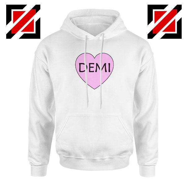 Demi Lovato Heart Hoodie