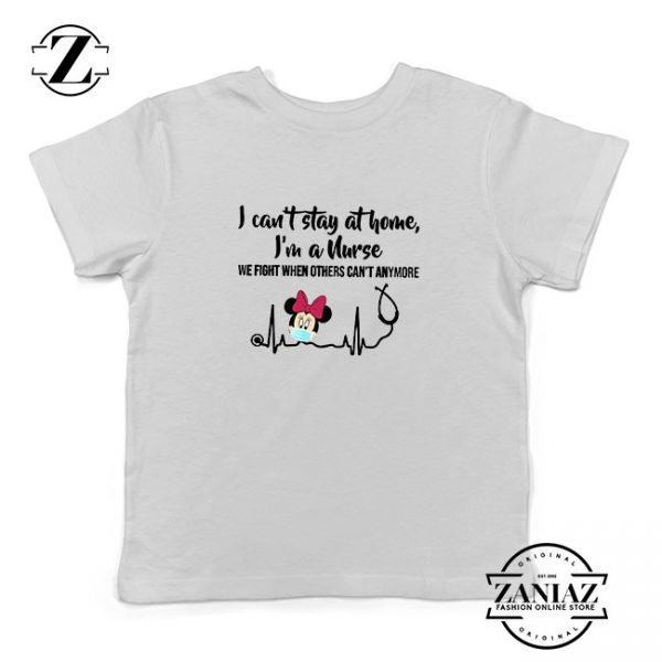 Disney Minnie Mouse Nurse Kids Tshirt