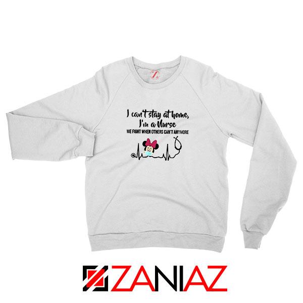 Disney Minnie Mouse Nurse Sweatshirt