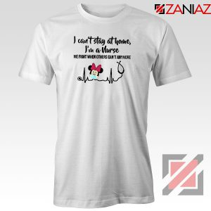 Disney Minnie Mouse Nurse Tshirt