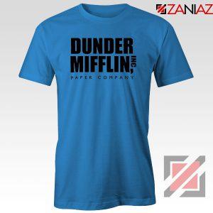 Dunder Mifflin Blue Tshirt