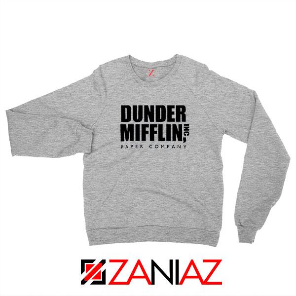 Dunder Mifflin Sport Grey Sweatshirt