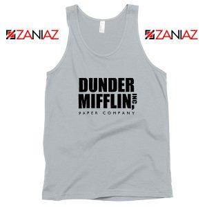 Dunder Mifflin Sport Grey Tank Top
