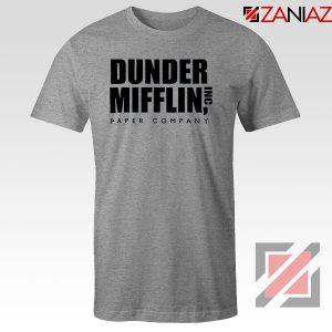 Dunder Mifflin Sport Grey Tshirt