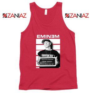 Eminem Slim Shady Red Tank Top