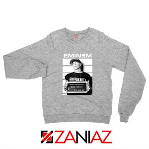 Eminem Slim Shady Sport Grey Sweatshirt