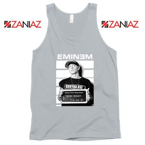 Eminem Slim Shady Sport Grey Tank Top
