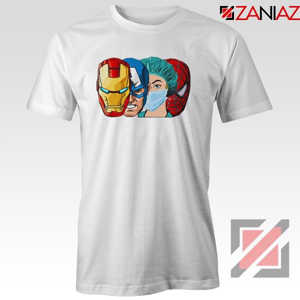 Female Nurse Heroes Tshirt