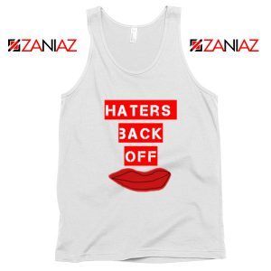 Haters Back Off Netflix Comedy Tank Top