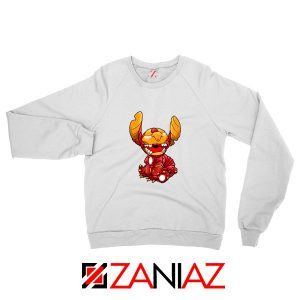 Iron Stitch Superhero Sweatshirt